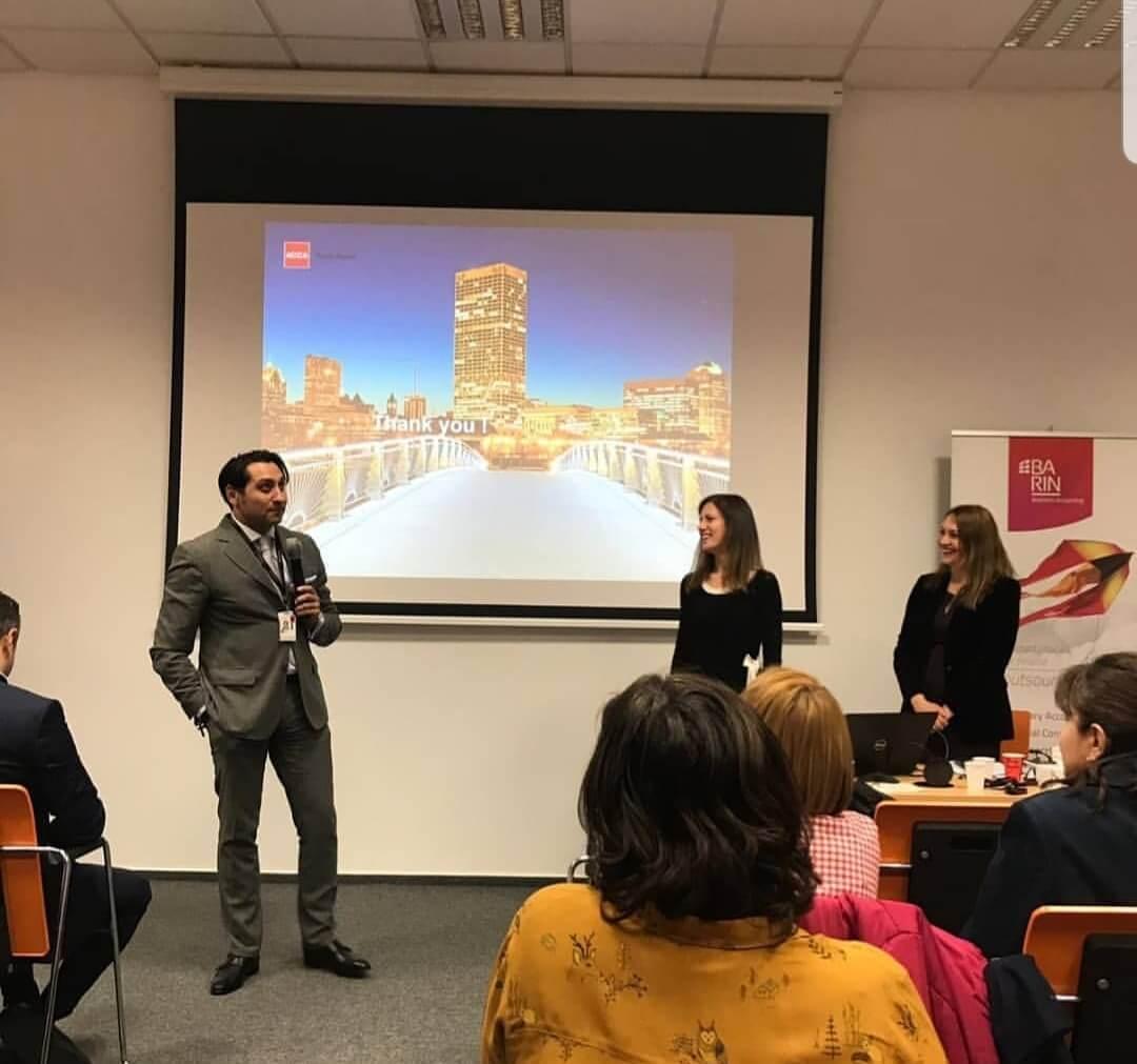 ACCA-Barin workshop on Digital Economy