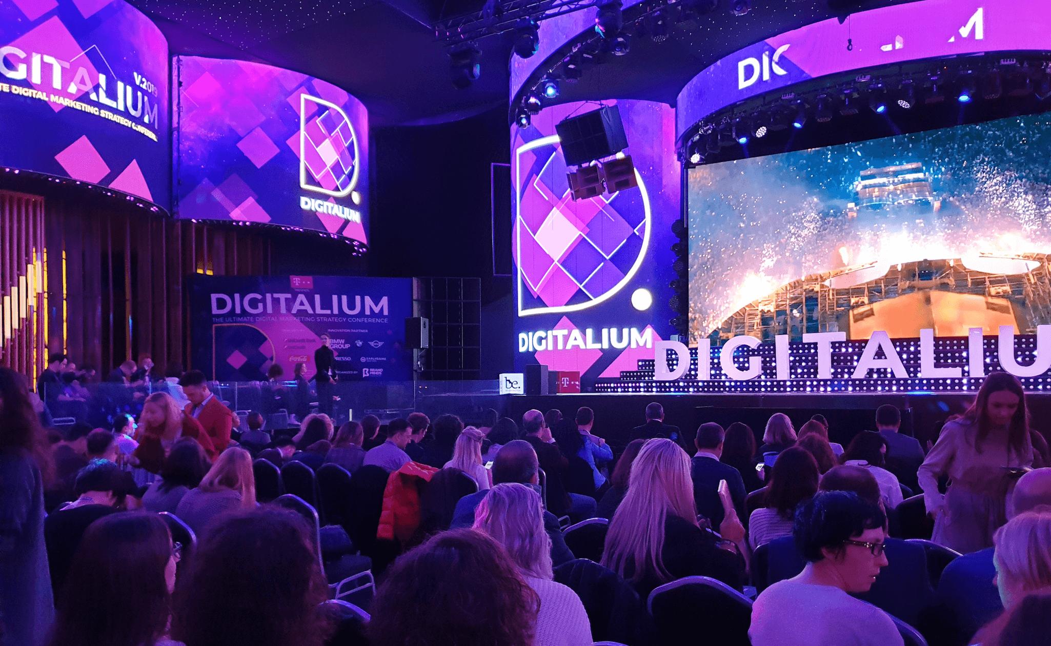 BARIN a participat la Digitalium